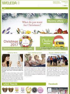 Weleda Christmas buy from Hannah Charles