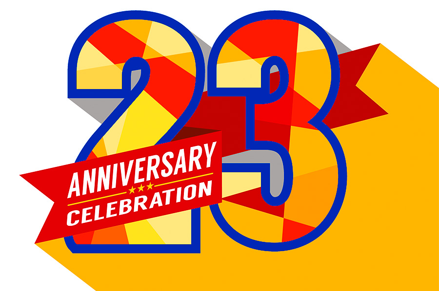 Southwell Acupuncture Clinic 23 Years Anniversary