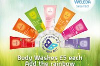 Weleda Body Washes – Offer